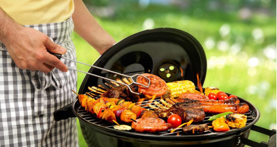 рецепты приготовления мяса и овощей на гриле