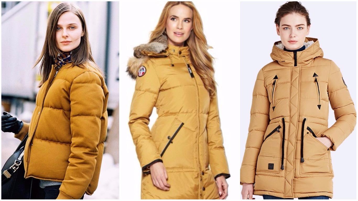 Модные куртки и пуховики 2017 229