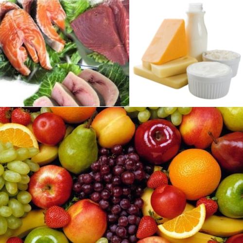 Анемия у беременных продукты 50
