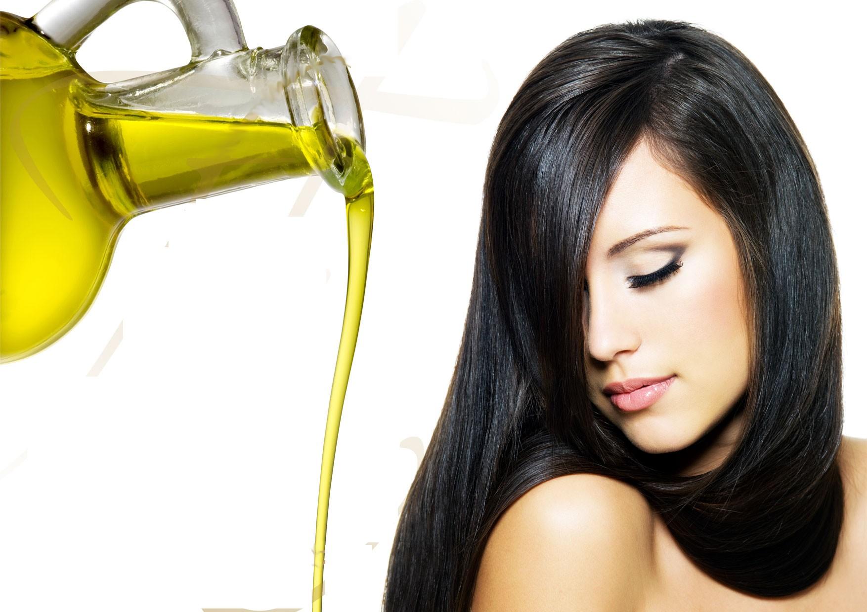 Полезно ли смазывать волосы оливковым маслом