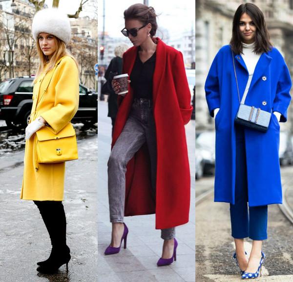 желтое-красное-синее-пальто