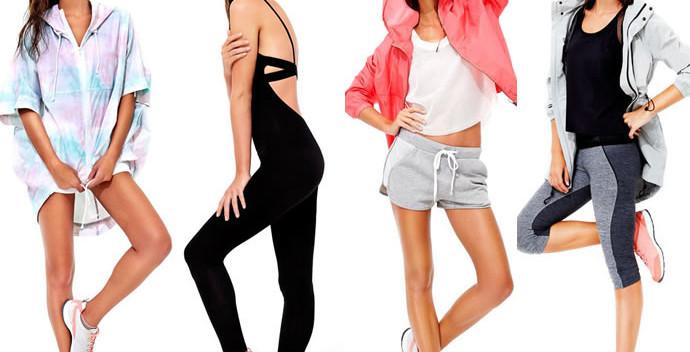 Спортивный стиль одежды. Спортивный стиль в одежде для женщин ... 30be922788f