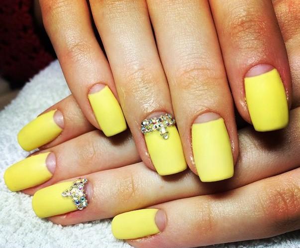 Чёрный и белый в дизайне ногтей: Дизайн ногтей: Гид 71