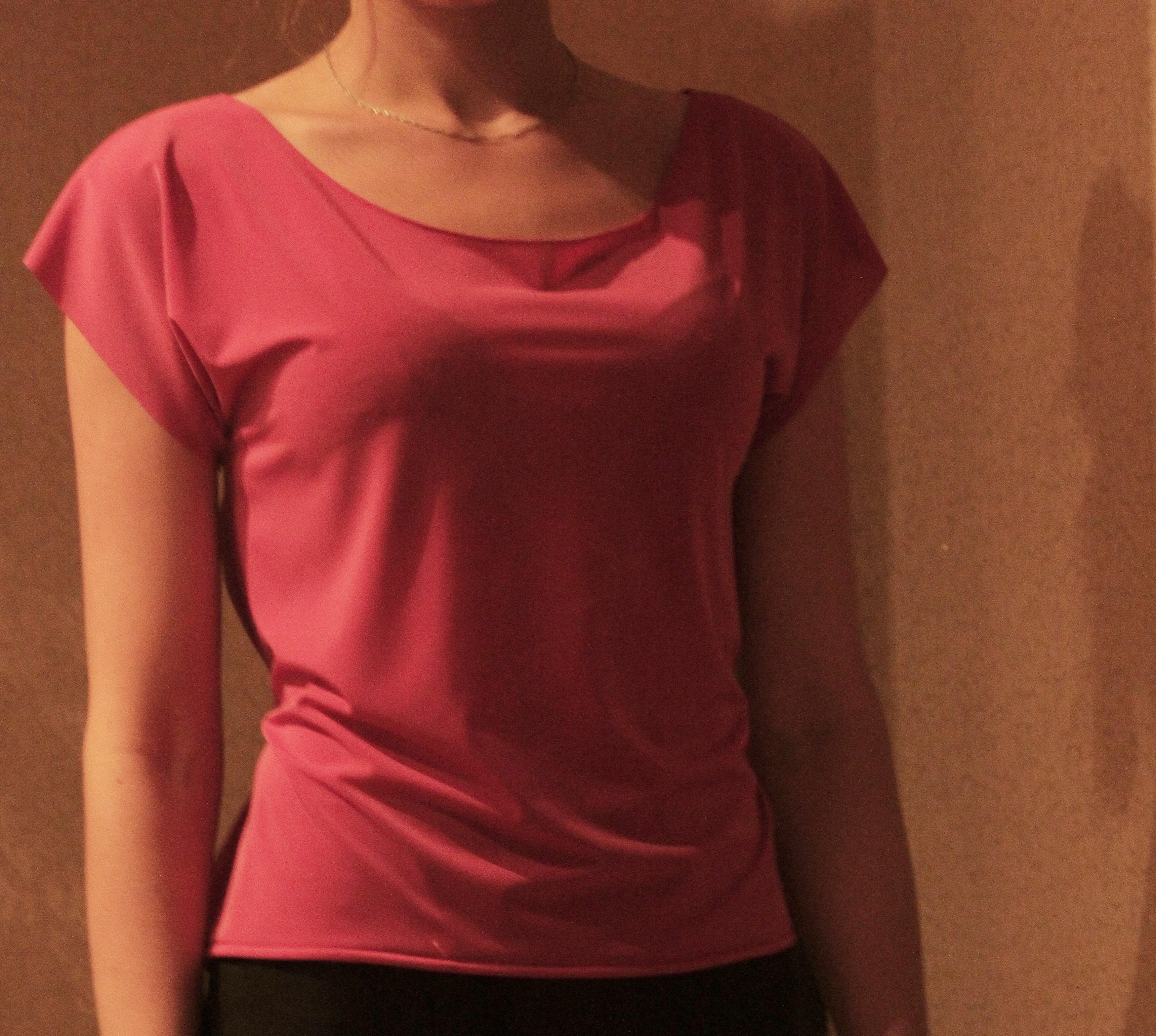Блузка на резинке своими руками фото 97