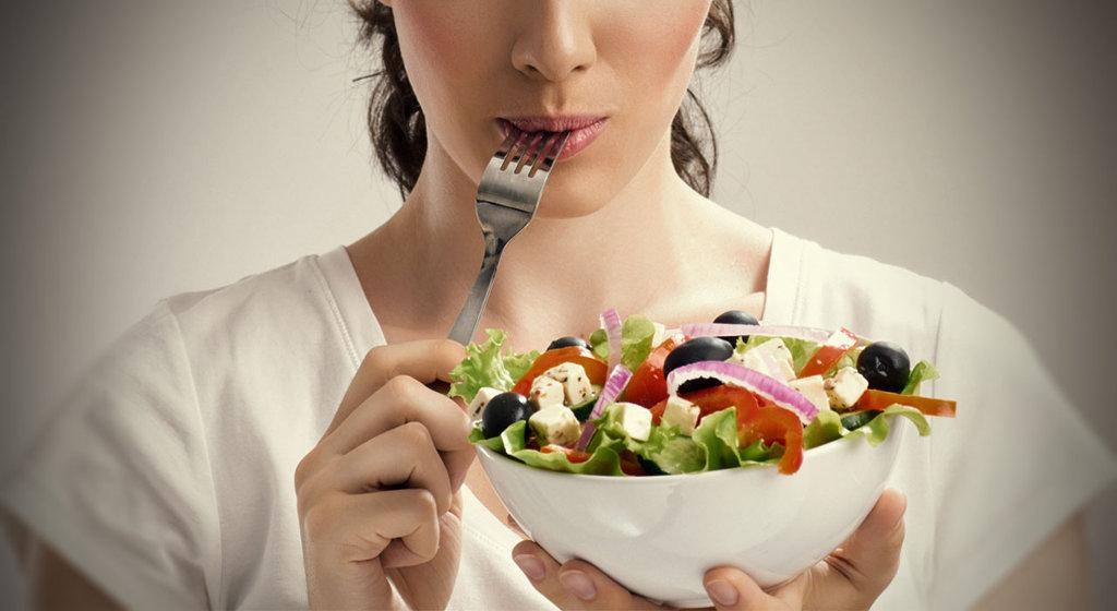 Правильное питание должно стать образом жизни в семье