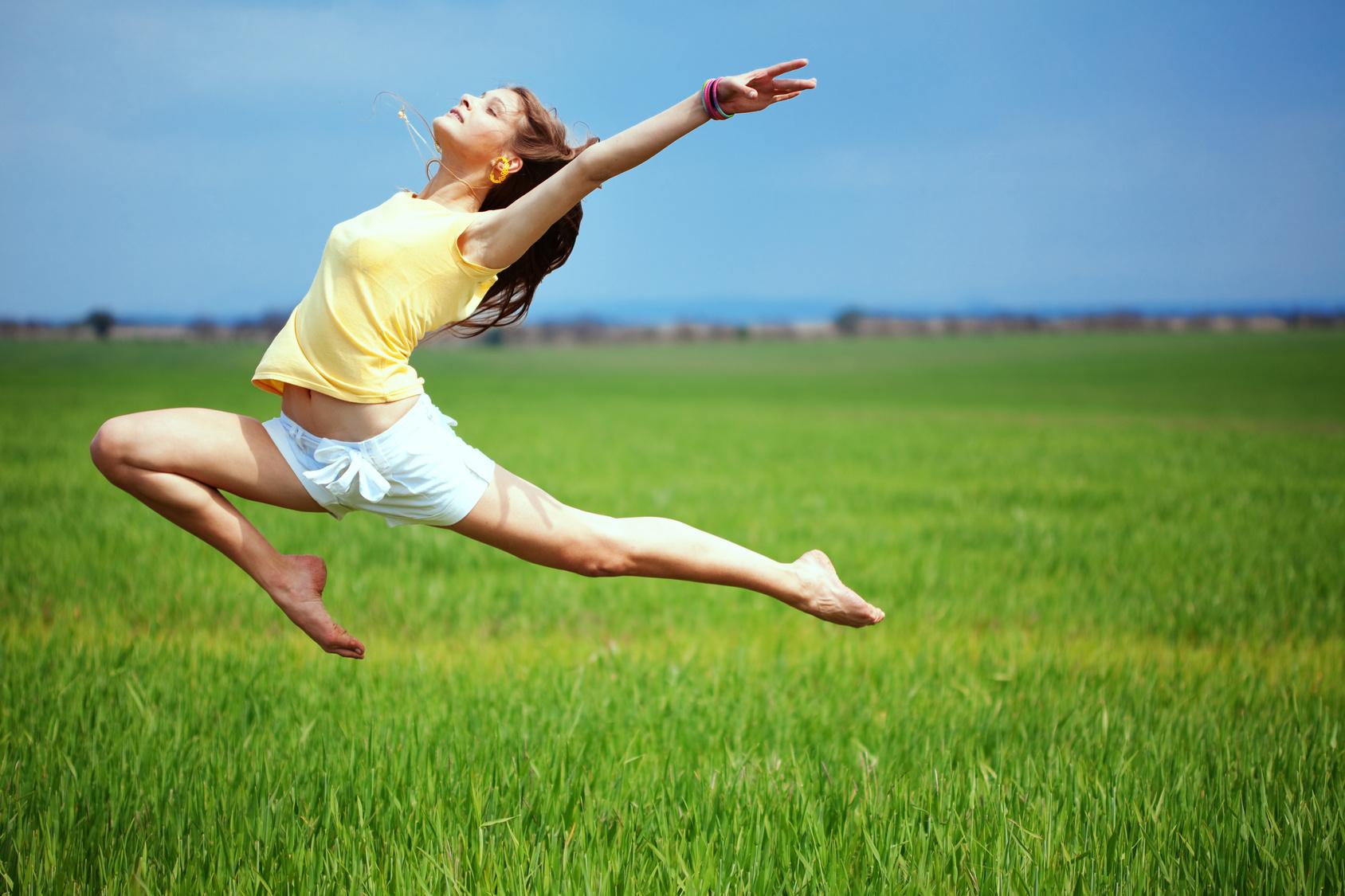 открытая, гимнастика на природе фотографии пейзаж