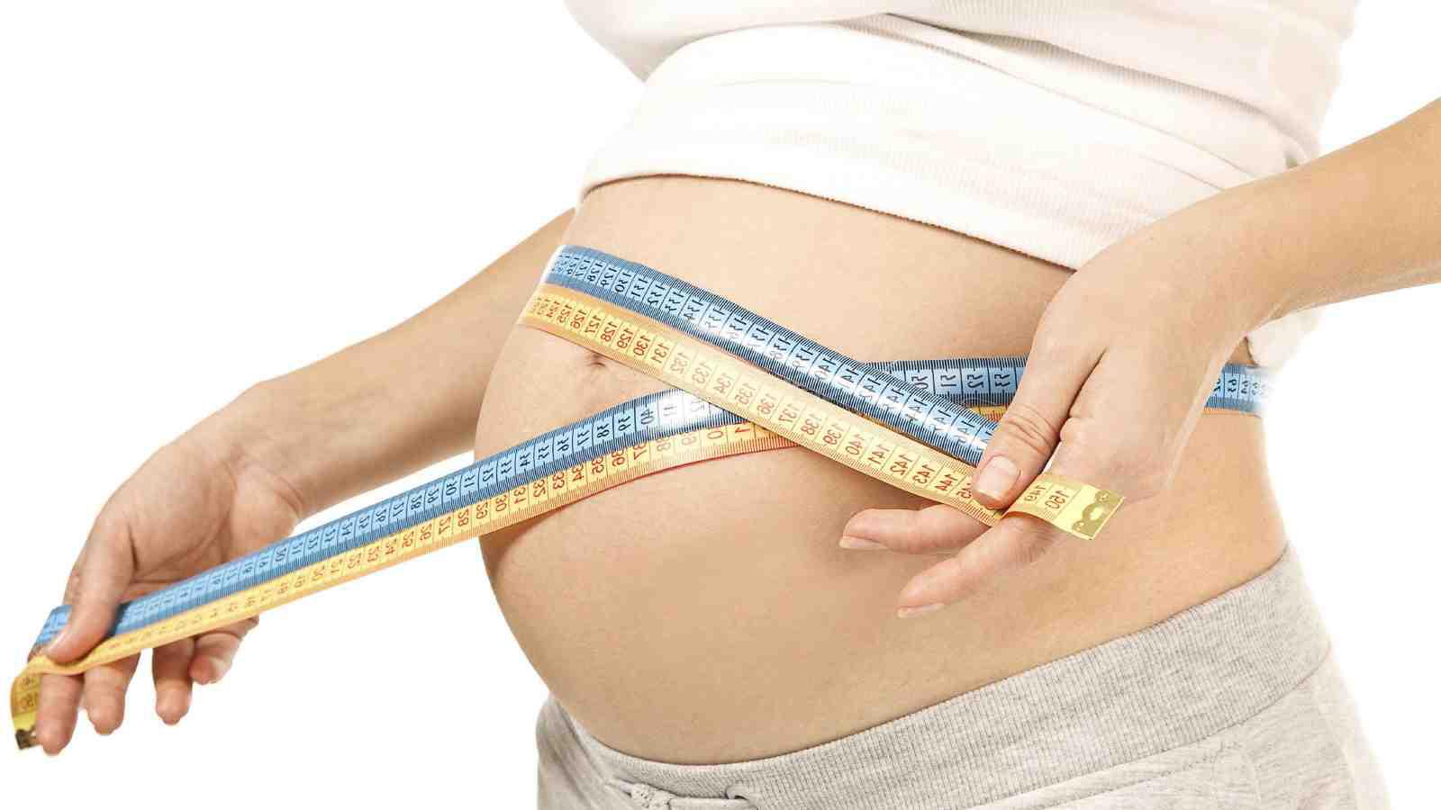 Как можно беременной сбросить лишний вес