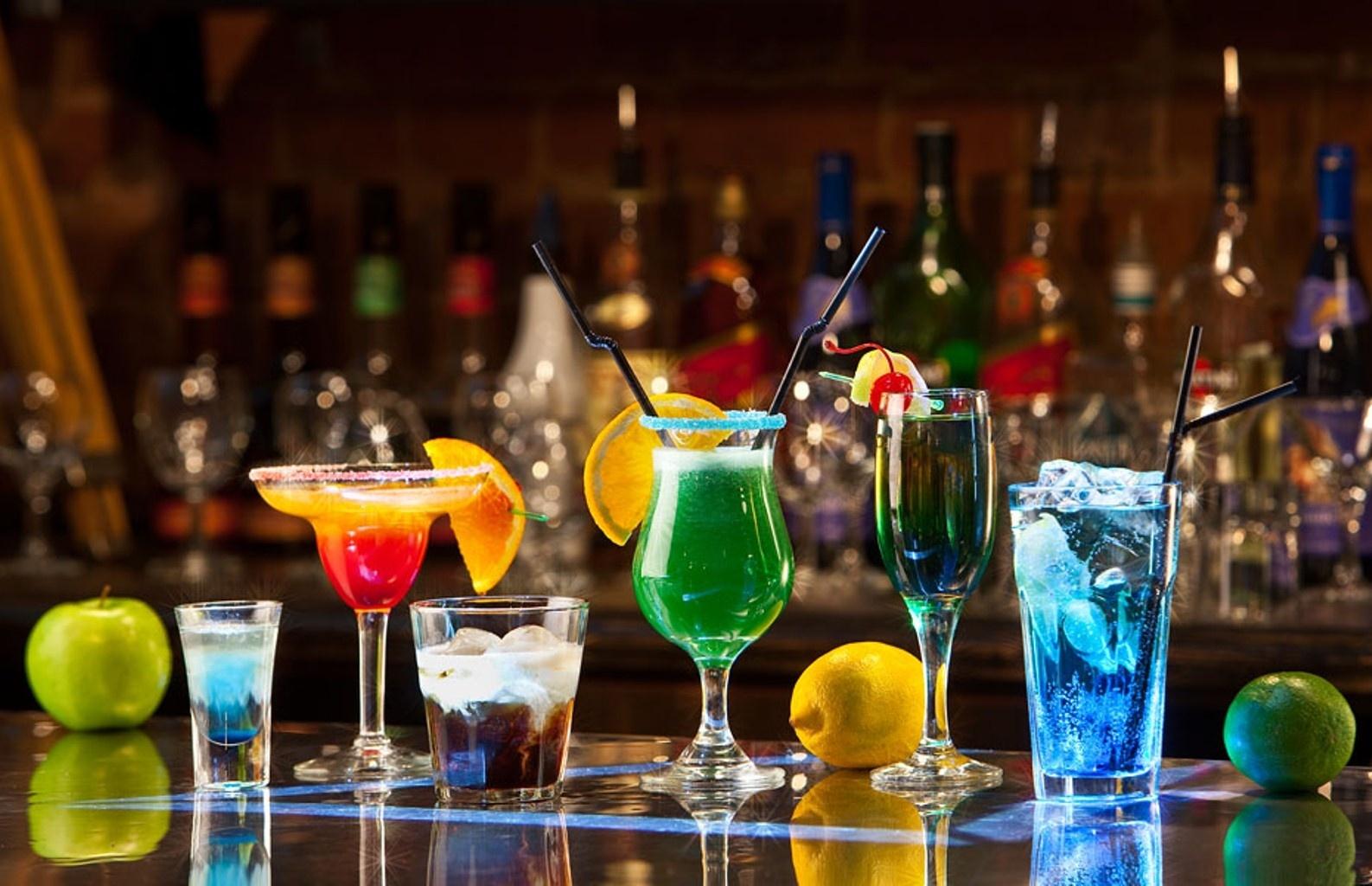рецепты алкогольный коктейлей на основе коньяка и водки