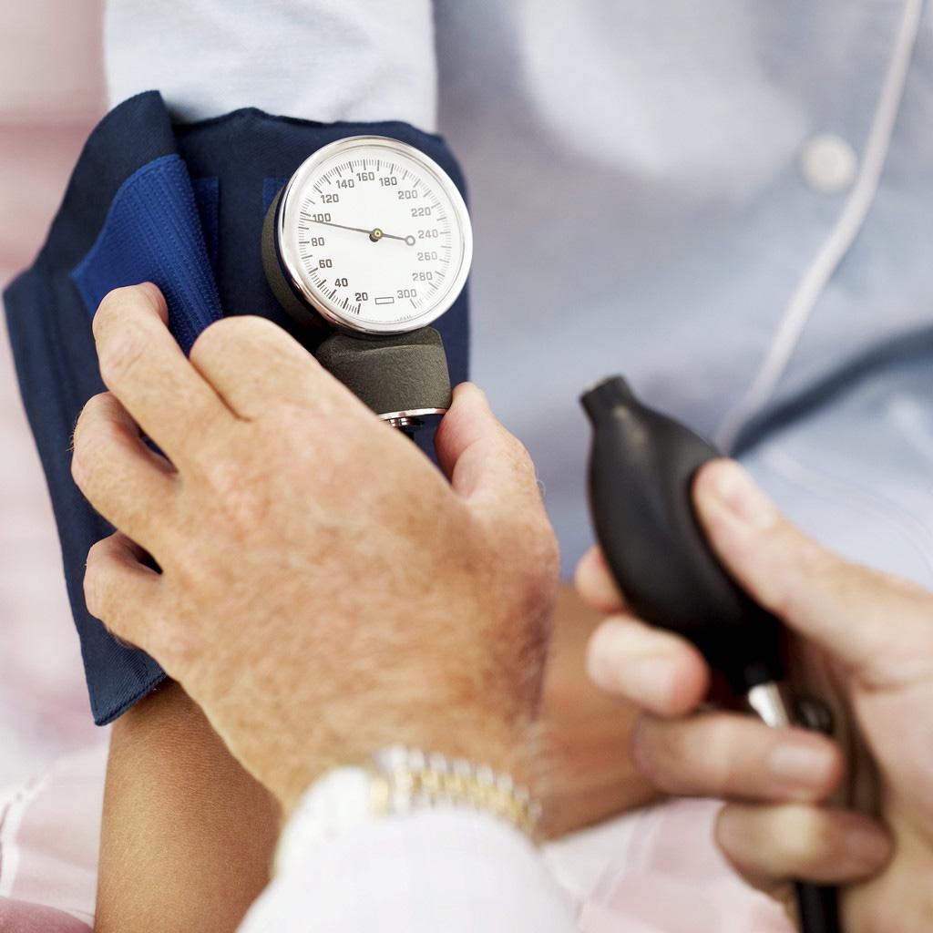 Гипертония - причина инфарктов и инсультов   Медицина ...