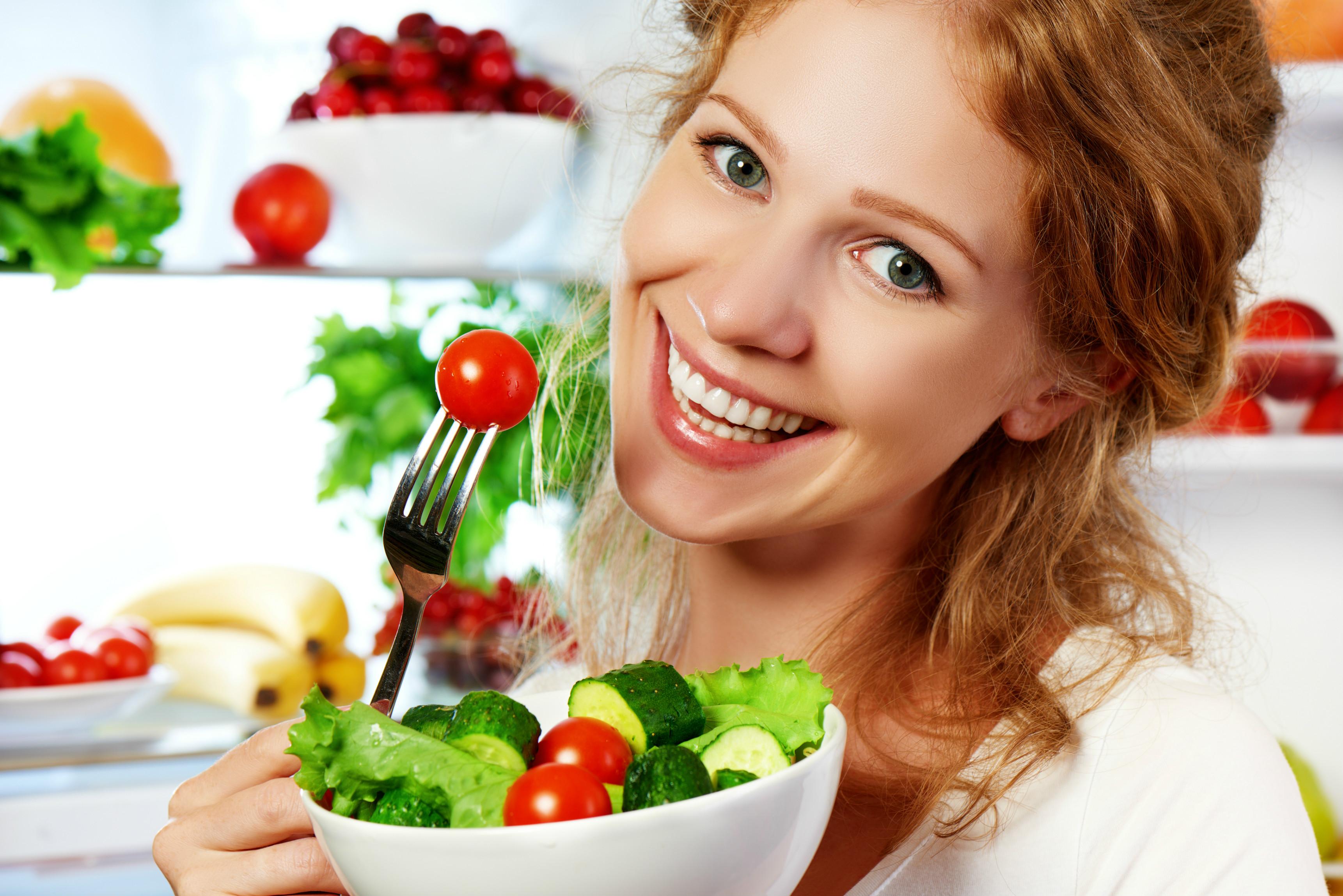 Здоровая Диета Для Людей. Правильное питание для здорового образа жизни