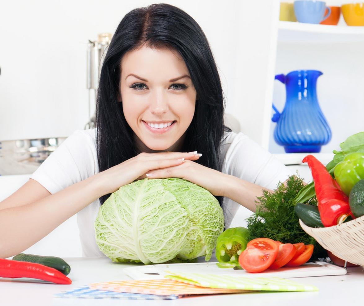 Поможет капуста похудеть