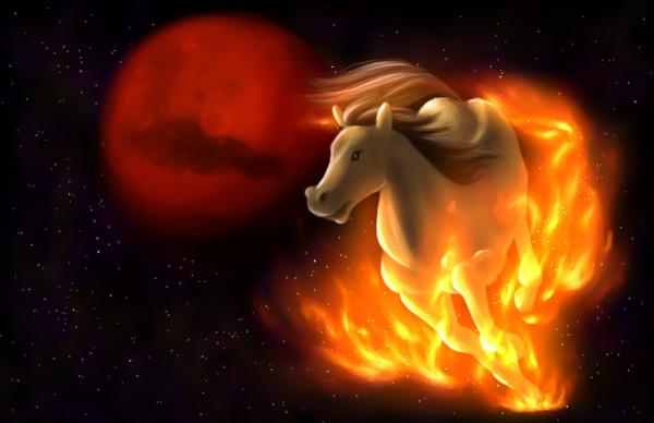 zodiac-horse