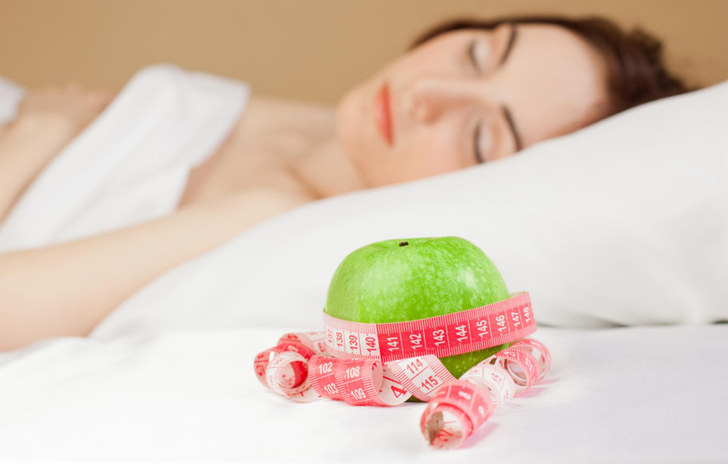 Здоровый сон похудению
